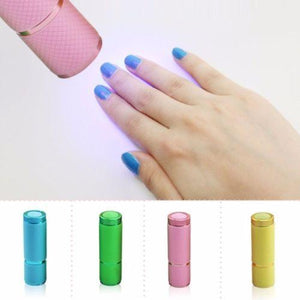 Nail Cure LED Portable Light- White