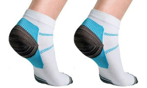 Pain Relief Plantar Compression Ankles Socks