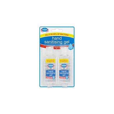 Hand Sanitisng Gel Original - Twin Pack