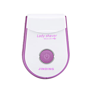 Micro USB Rechargeable Lady Shaver