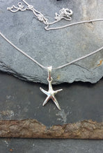 Load image into Gallery viewer, P184BC-Small starfish pendant