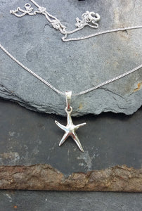 P184BC-Small starfish pendant