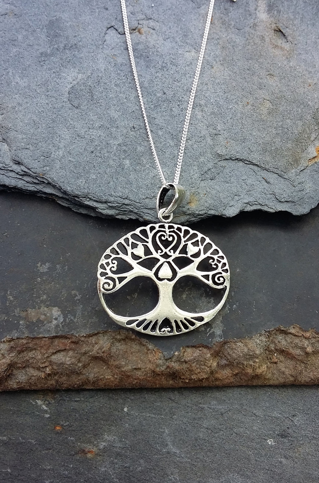 P240BC-Tree Of Life Pendant