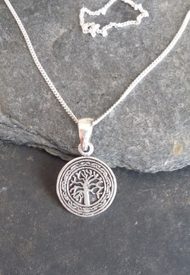 P544-TREE OF LIFE PENDANT