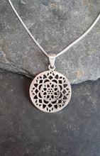 Load image into Gallery viewer, P567 - MANDALA PENDANT