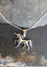 Load image into Gallery viewer, SP132 - UNICORN PENDANT
