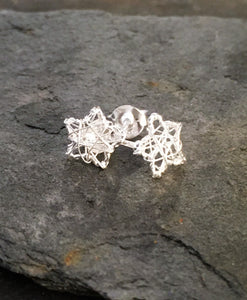 SS259 - WIREWORK SHINING STAR STUD