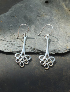 SE126 - STYLISH CELTIC KNOT EARRINGS