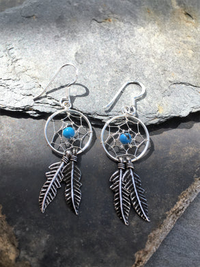 E161 - DREAMCATCHER EARRING