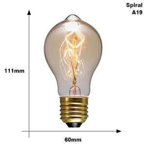 Retro Edison Bulb E27 220V 40W Dimmable From Sweet Homes
