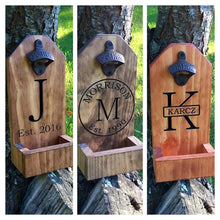 Load image into Gallery viewer, Personalized Beer Bottle Opener,