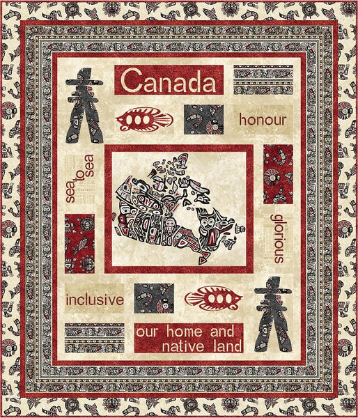 Canadian Collage
