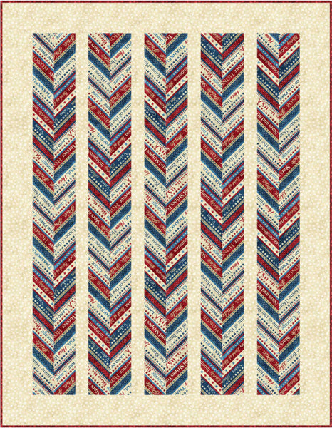Stars & Stripes Chevrons