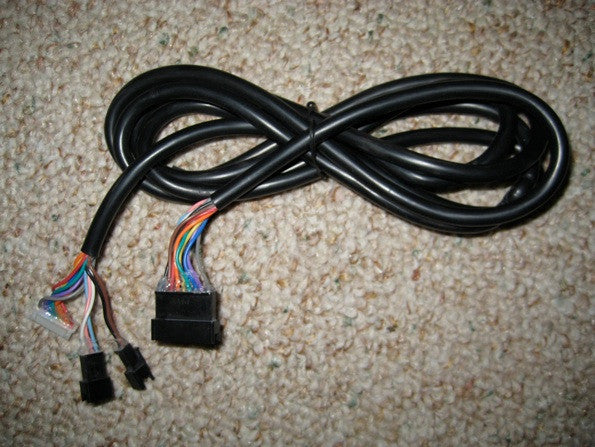 hr wiring harness trimline t335 hr 1 power harness with heart rate wires lower to  trimline t335 hr 1 power harness with