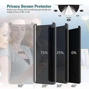 Privacy Screen Protector For Samsung Series phone case Article union