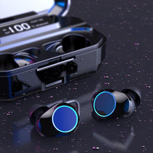 Load image into Gallery viewer, Samload Bluetooth 5.0 Earbuds HiFi True Wireless Headphones with 3300mAh Charging Box Powerbank