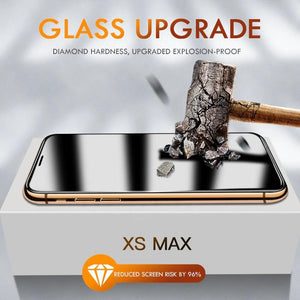 CAVALRIC™ Tempered Glass Screen Protector For iPhone & Samsung Galaxy
