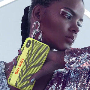 Super Fashion Protective iPhone Case phone case Rubili green IPHONE XS MAX