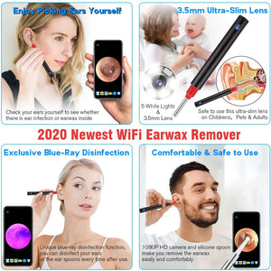 Earwax Removal Tool Other article union