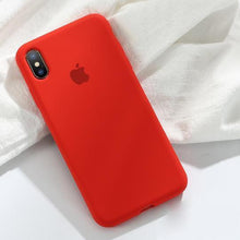 Load image into Gallery viewer, Liquid Silicone Gel Rubber Full Body Shockproof Protective Cover for iPhone
