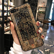 Load image into Gallery viewer, Luxury Vintage Platinum Glitter Phone Case for iPhone phone case articleunion gold IPHONE XS MAX