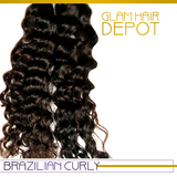 BRAZILIAN HAIR : CURLY