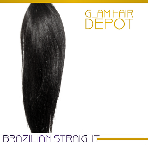 BRAZILIAN HAIR : STRAIGHT
