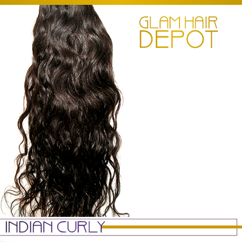 INDIAN : CURLY