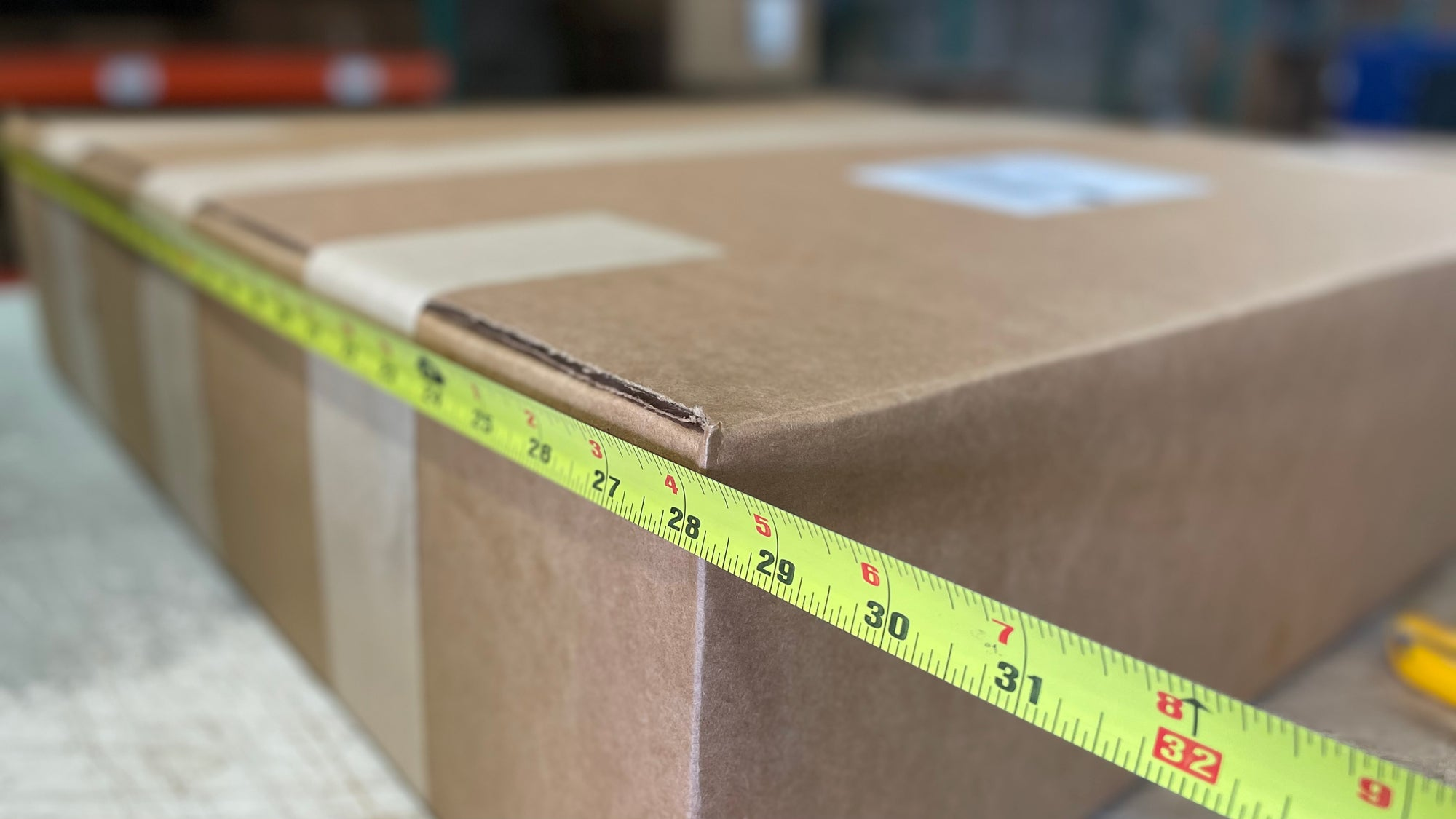 Length Width Height | How To Measure A Box For Shipping