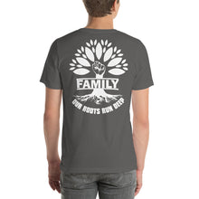 Load image into Gallery viewer, Family Reunion Our Roots Run Deep Unisex T-Shirt
