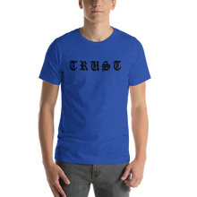 Load image into Gallery viewer, Vibe Luck Royal Trust Short-Sleeve Men's T-Shirt