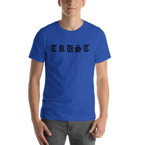 Vibe Luck Royal Trust Short-Sleeve Men's T-Shirt