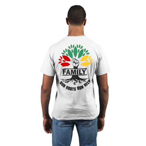 Family Reunion Our Roots Run Deep Unisex T-Shirt