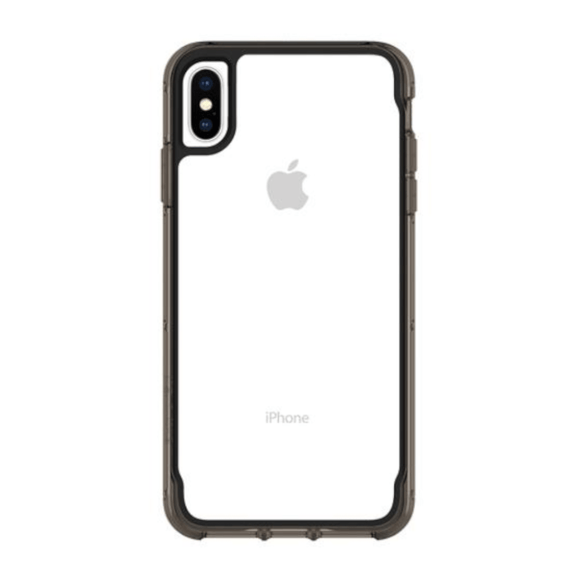 Griffin Survivor Endurance Black Clear Case for iPhone XR