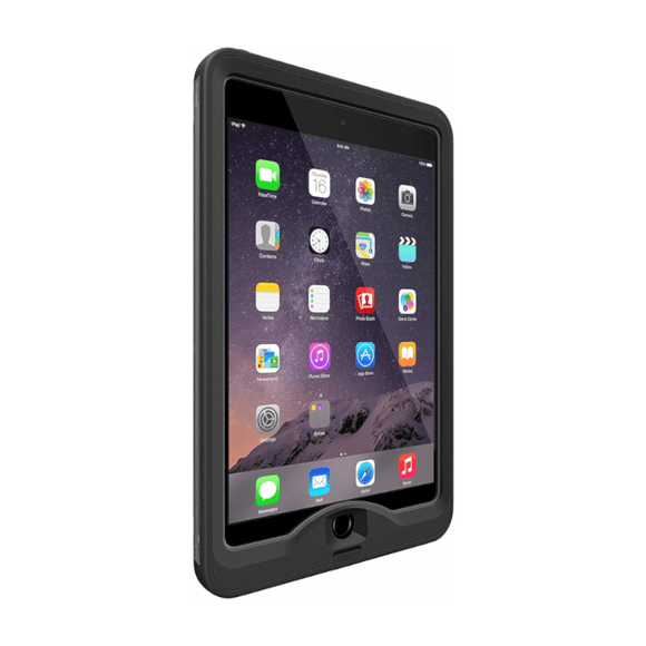 LifeProof NÜÜD Black iPad Mini 3 Waterproof Case