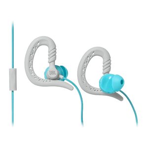JBL Focus 100 Women Teal In-Ear Wireless Sport Headphones