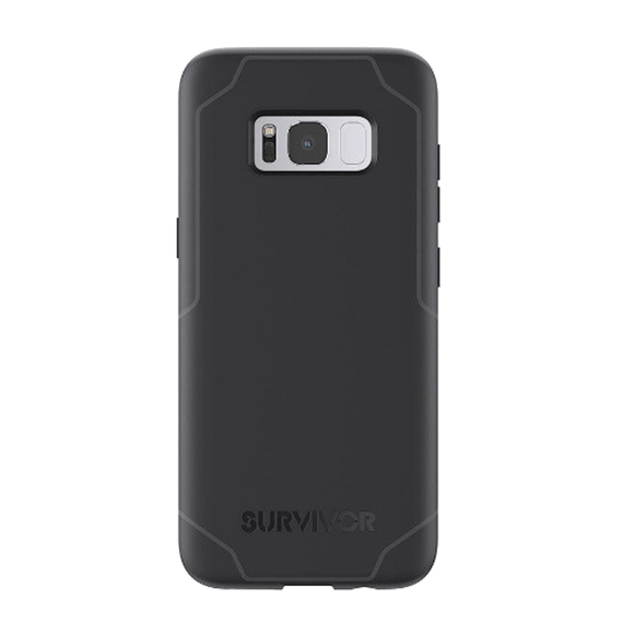 Griffin Survivor Strong Black/Grey Case for Samsung Galaxy S8+