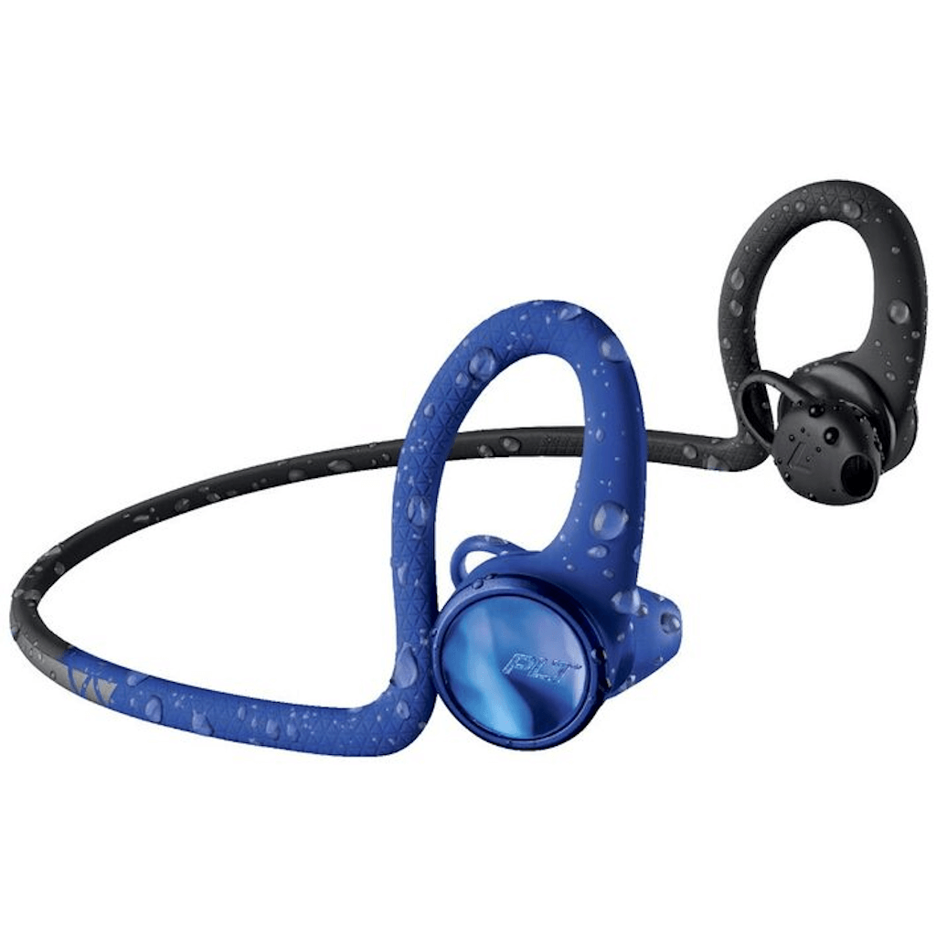 Plantronics BackBeat Fit 2100 Blue Wireless Sport In-Ear Headphones