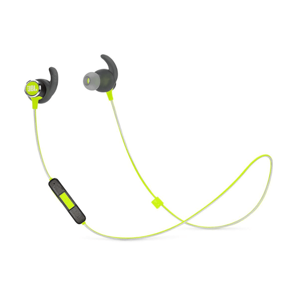 JBL Reflect Mini 2 Green Wireless In-Ear Sport Headphones