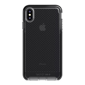 Tech21 Evo Check Smokey Black For iPhone X/Xs