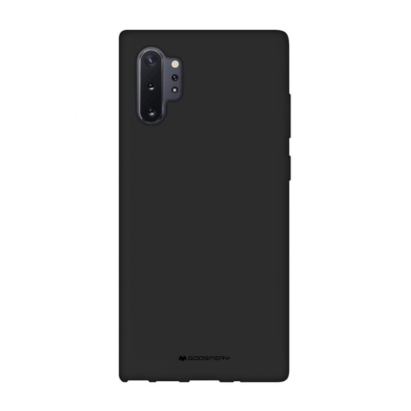 Goospery Mercury Black Soft Feeling Jelly Case for Google Pixel 3A XL