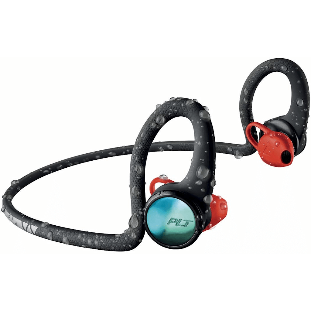 Plantronics BackBeat Fit 2100 Black Wireless Sport In-Ear Headphones