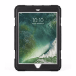 Griffin Survivor All-Terrain Black Rugged Case For iPad 9.7 (2017 & 2018)