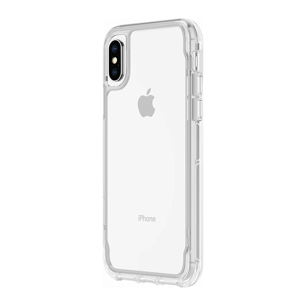 Griffin Survivor Strong Clear Case For iPhone X/Xs