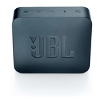 JBL GO 2 Midnight Black Portable Bluetooth Speaker