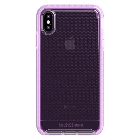 Tech21 Evo Check Orchid For iPhone Xs Max