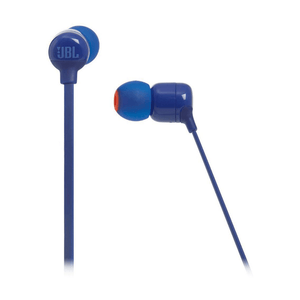JBL Wireless In-Ear Headphones Blue T110BT