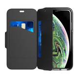 Tech21 Evo Wallet Black Case for iPhone Xs Max
