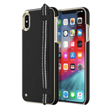 Kate Spade New York Wrap Strap Black Case for iPhone Xs Max