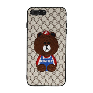 Boomtique Bear for iPhone 7/8/SE (2020)